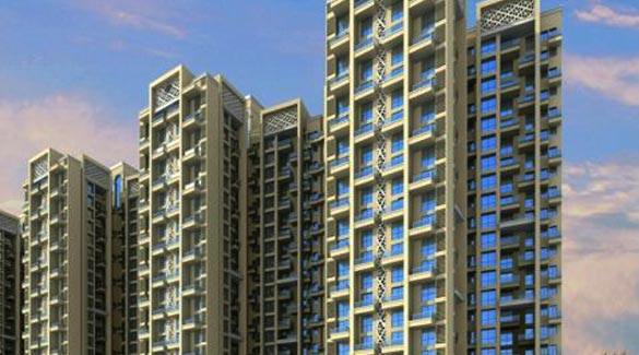 VISION ACE, Pune - 1, 2 & 3 BHK Apartments