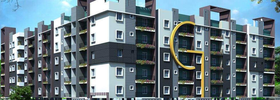 Garuda Palace, Bangalore - 2 and 3 BHK Luxury Apartments