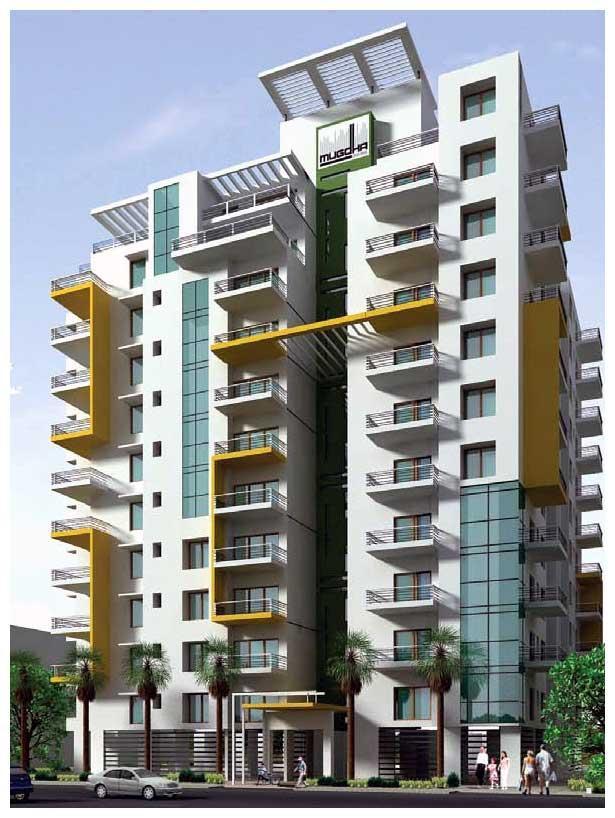 Mugdha Ananya, Bangalore - 3 & 4 Bedrooms & Duplex Penthouses