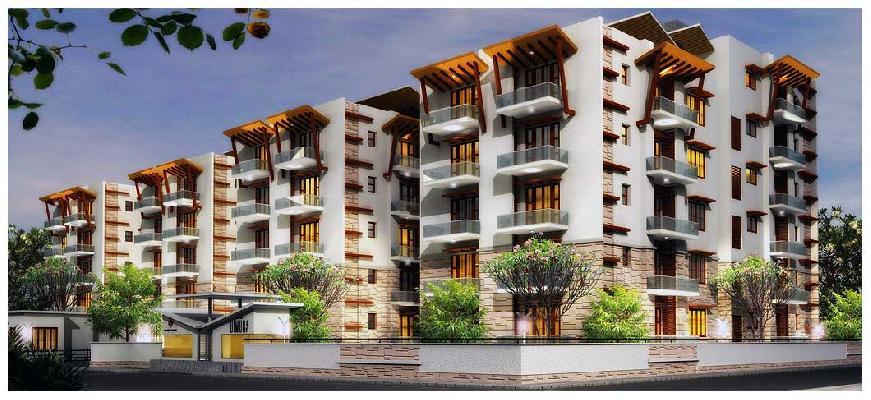 Legacy Dimora, Bangalore - Residential Apartments