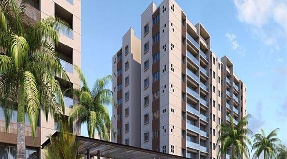 Club House, Silvassa - 2, 3 & 4 BHK Flats