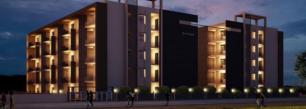 SLV Greens, Bangalore - 2 & 3 BHK Flats