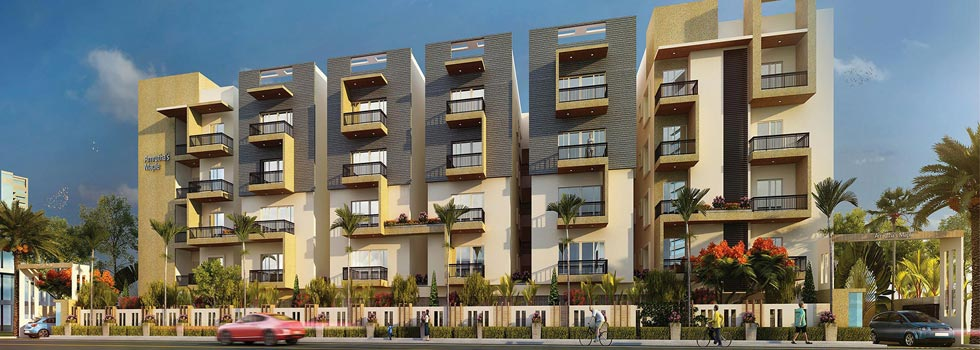 Amrutha Maple, Bangalore - 2 & 3 BHK Apartments