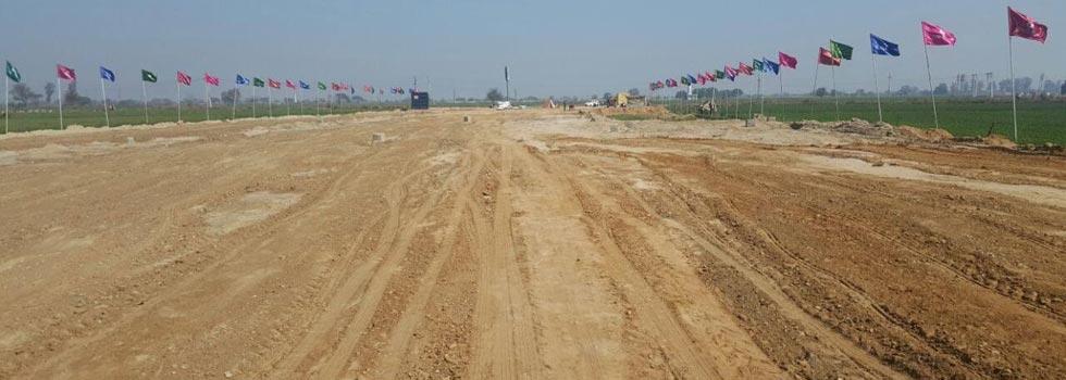 Forteasia Residency, Bahadurgarh - Residential Plots