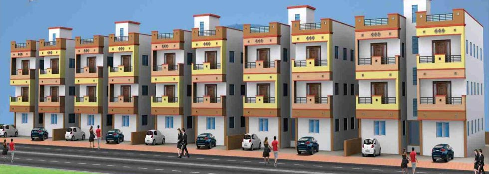 City Home Village, Jodhpur - G+1,2 BHK Flats & Row Houses