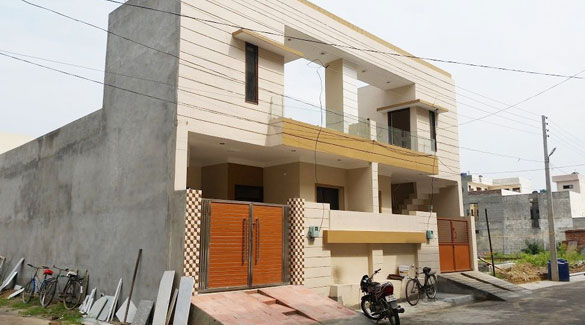 Palli Hill, Jalandhar - Residential Apartments