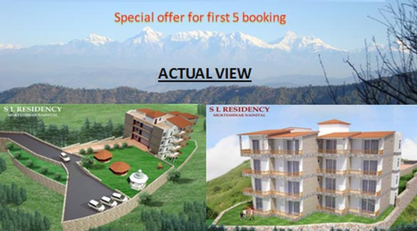 S L Residency, Nainital - Residential Apartments