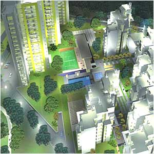 Spring Fields, Greater Noida - Residential Apartments