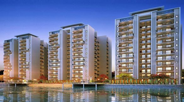 Lake Front Towers, Gurgaon - 3 & 4 BHK Residential Apartments