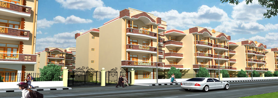 Heart Beat City, Noida - 2, 3 & 4 BHK Residential Apartments