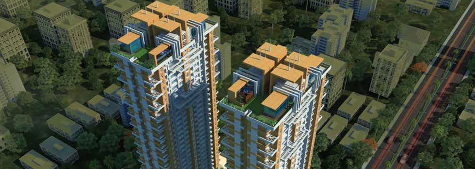 Auralis The Twins, Thane - 2, 2.5, 3 & 3.5 BHK Apartments for sale