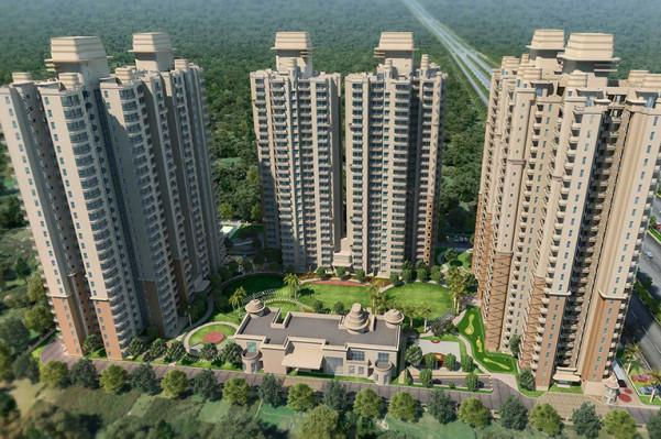 CRC Sublimis, Greater Noida - 2/3 BHK Apartment