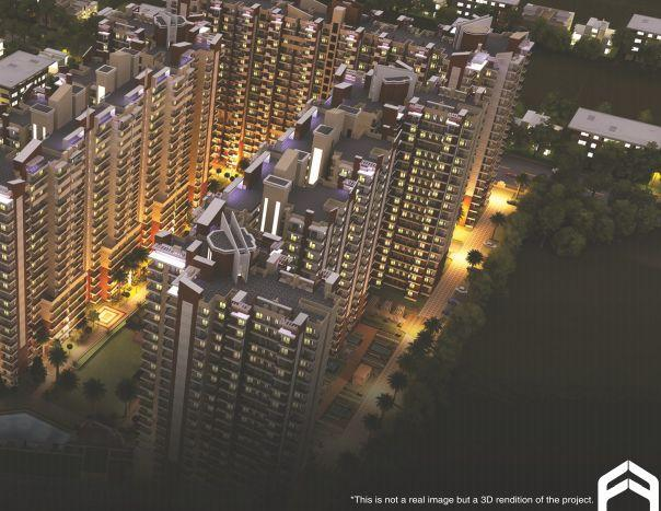 Fusion Homes, Greater Noida - 2/3/4 BHK Apartment