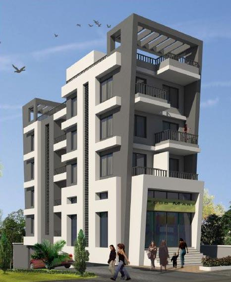 Momin Dreams, Pune - Residential Apartment