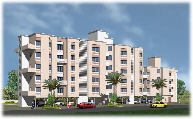 Samarthshree Vanashree Apartments, Pune - Samarthshree Vanashree Apartments