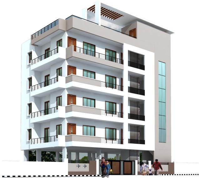 Anubhava Ishwerya Primrose, Bangalore - Anubhava Ishwerya Primrose