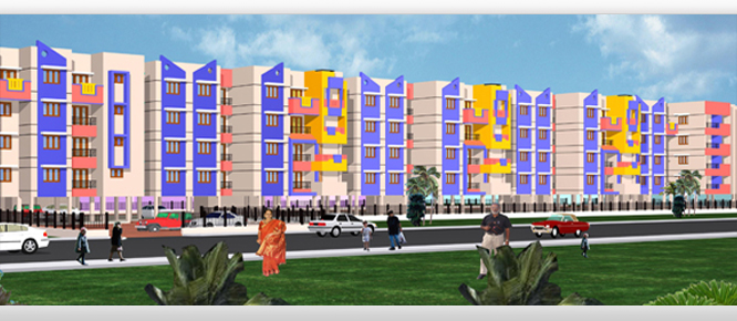 Terrace Homes, Greater Noida - 2, 3 & 4 BHK Residential Apartments