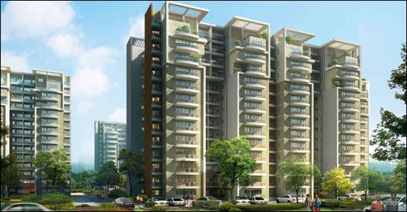 Unitech South Park, Gurgaon - 2 & 3 BHK High Rise Apartment