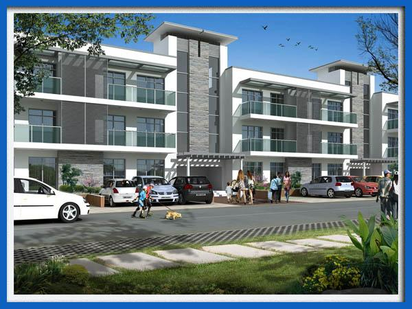 Omaxe Chandigarh Extension, Chandigarh - Integrated Townships