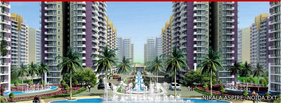 Nirala Aspire, Greater Noida - 2, 3 & 4 BHK Residential Apartments
