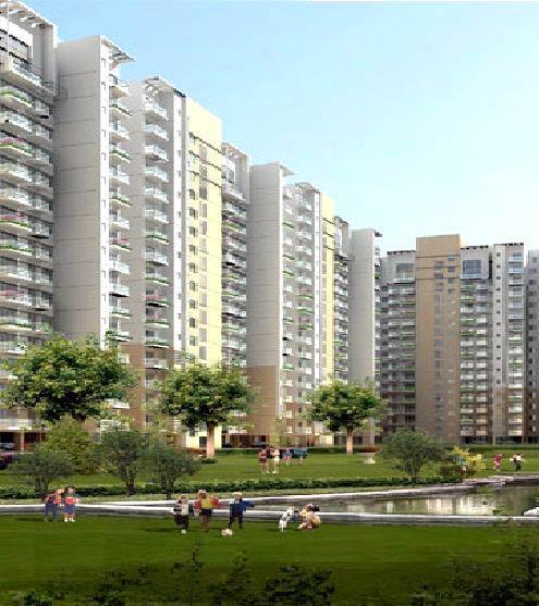 Indiabulls Centrum Park, Gurgaon - 2/3/4 BHK Apartments