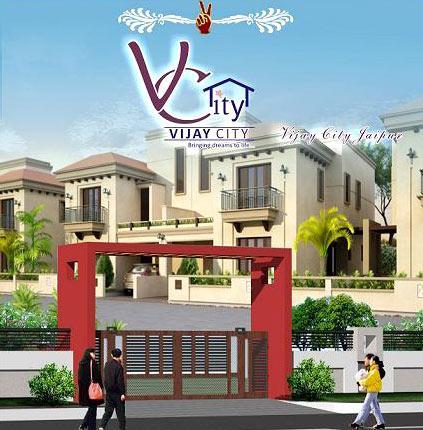 Vijay City, Jaipur - Residential Plots