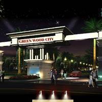 Green Wood City