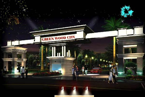 Green Wood City, Sonipat - Commercial Plots