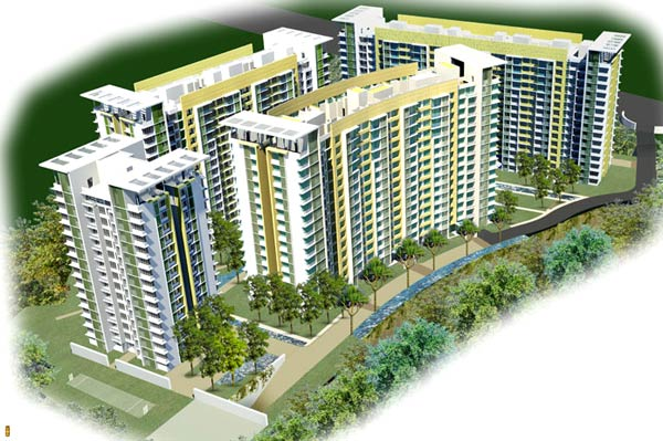 Lodha Aqua, Mumbai - 2,3 and 4 BHK Luxury Apartments