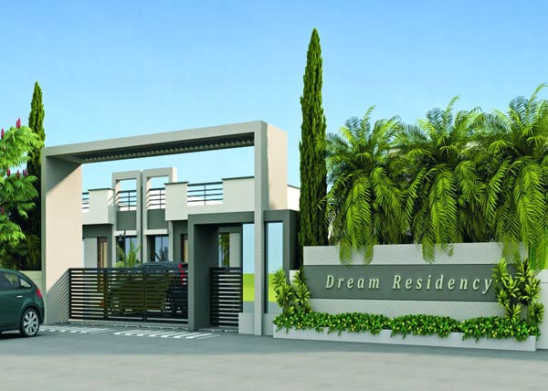 Dream Residency, Vadodara - Exclusive Residential Homes