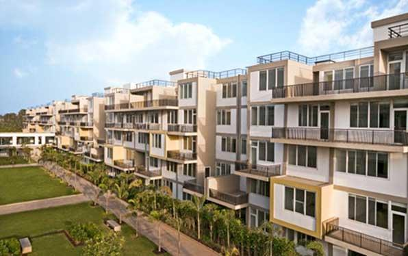 Uppal Marble Arch, Chandigarh - Luxury Apartments