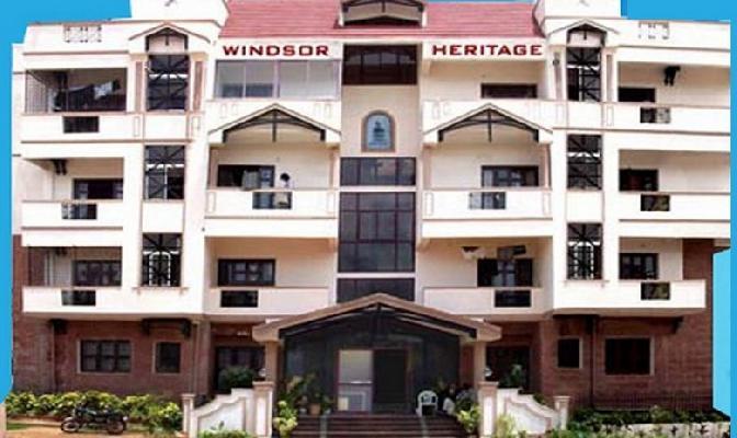 Windsor Heritage, Bangalore - Windsor Heritage