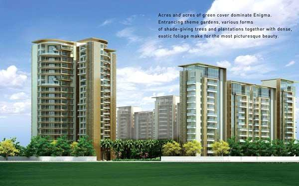 Indiabulls Enigma, Gurgaon - Residential Apartments