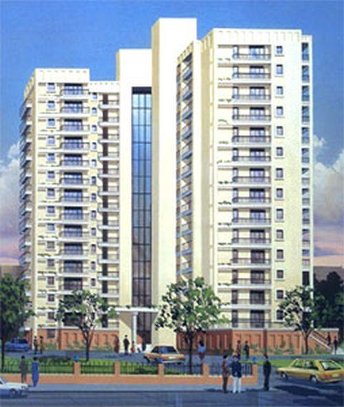 Motwani Fairmont Towers, Bangalore - Motwani Fairmont Towers