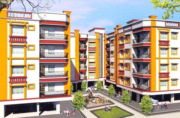 Meena Residency 2, Kolkata - Luxury Residential Apartments
