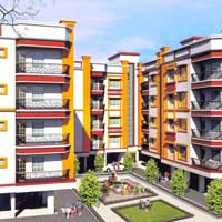 Meena Residency 2 - Teghoria, Kolkata