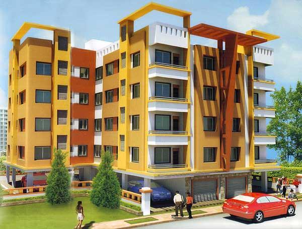 Meena Pearl, Kolkata - Residential Flats & Apartments