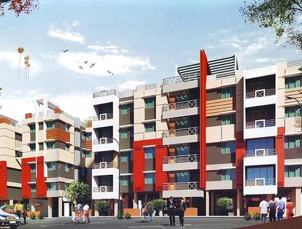 Meena Siddhi, Kolkata - Luxurious Homes