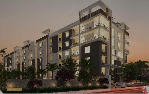 AV Hyma Residency, Hyderabad - AV Hyma Residency