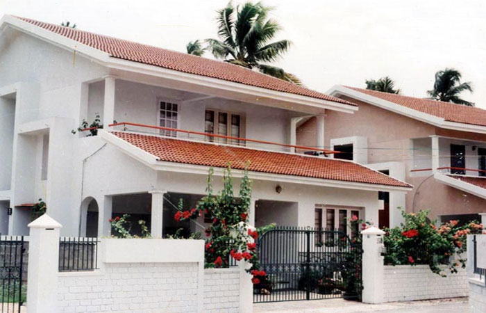 Skyline Rosemount Homes, Kochi - Skyline Rosemount Homes