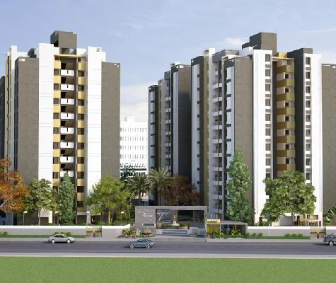Satyam Skyline, Ahmedabad - Satyam Skyline
