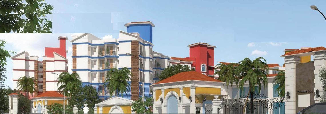 Provident Adora De Goa 1, Goa - Provident Adora De Goa 1
