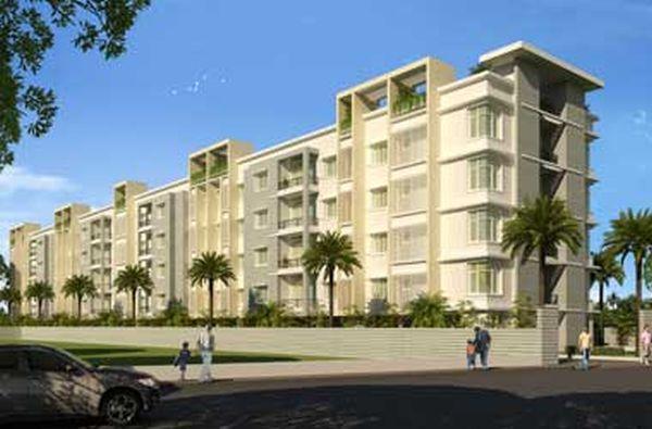 Bhaggyam Aura Mills, Chennai - Bhaggyam Aura Mills