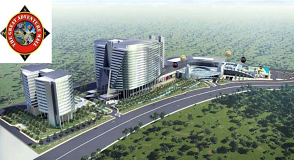 The Great Adventure Mall, Noida - Shopping Center & Office Space