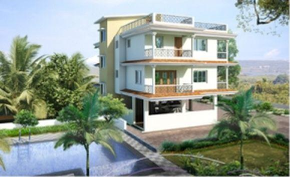 CV Darius Horizon Villa, Goa - CV Darius Horizon Villa