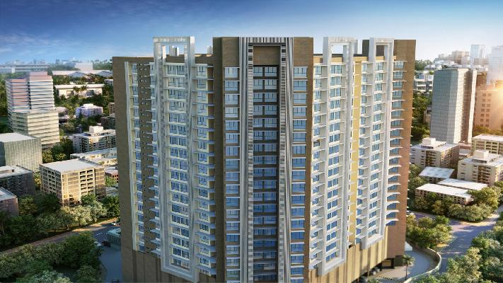 Naman Premier, Mumbai - 1 & 2 BHK Luxurious Apartments
