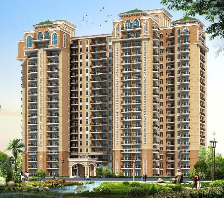 Omaxe Twin Tower, Ludhiana - Omaxe Twin Tower