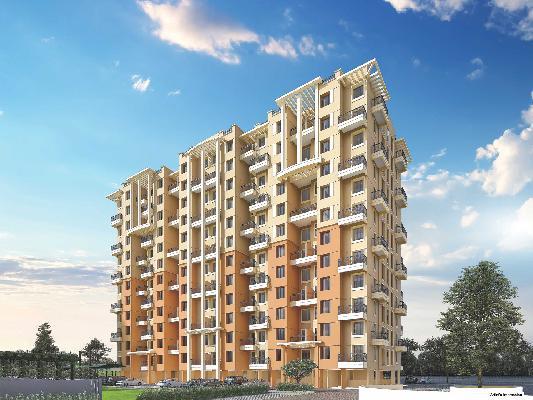 Nyati Elan South East I, Pune - Nyati Elan South East I