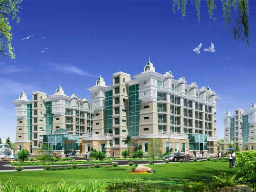 Aarogyam, Haridwar - Premium 1/2/3/4 Bedroom Flats