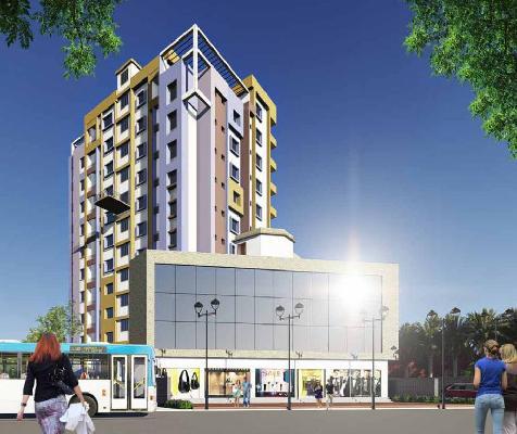 Yahvi, Kolkata - 2,3 BHK Apartment